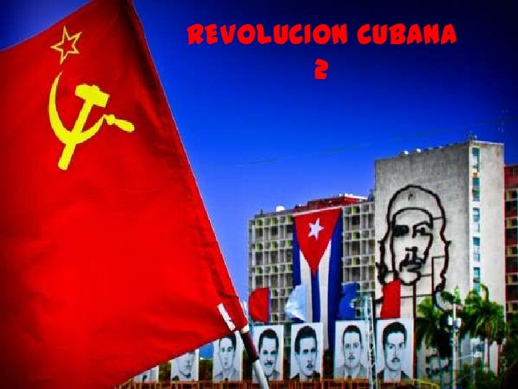 REVOLUCION CUBANA        2