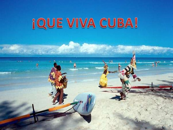 Cuba power point