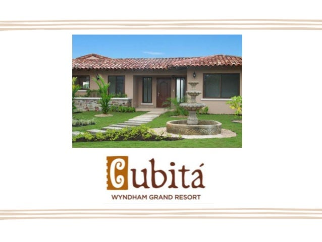 What is Cubitá?• Cubita is a residential/hotel project inspired by the traditions andarchitecture of Panama's Azuero Penin...