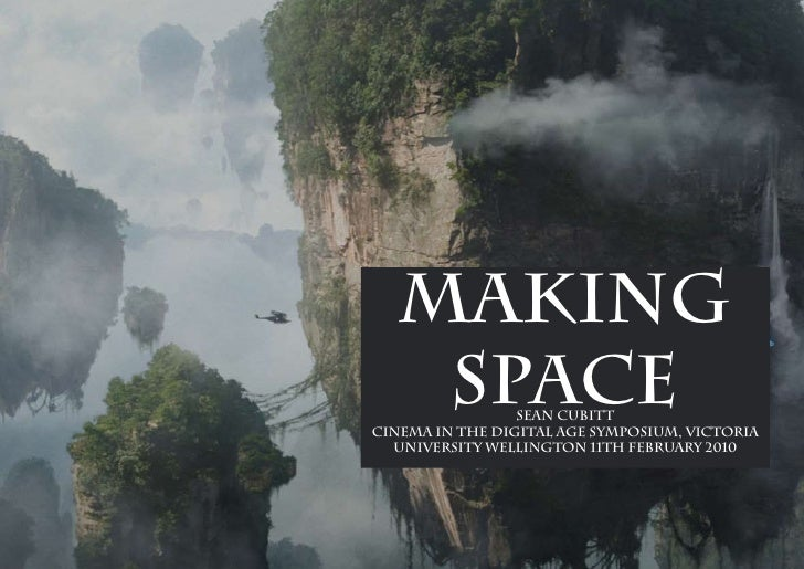 making space VUW