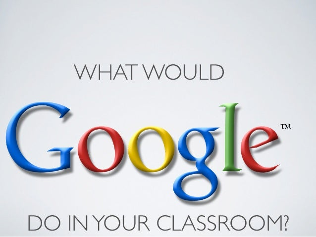 WHAT WOULDDO IN YOUR CLASSROOM?