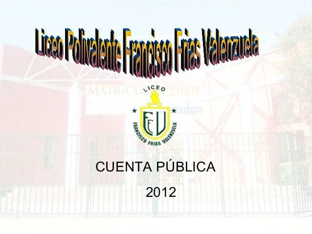 Cuenta publica 2012 (1)