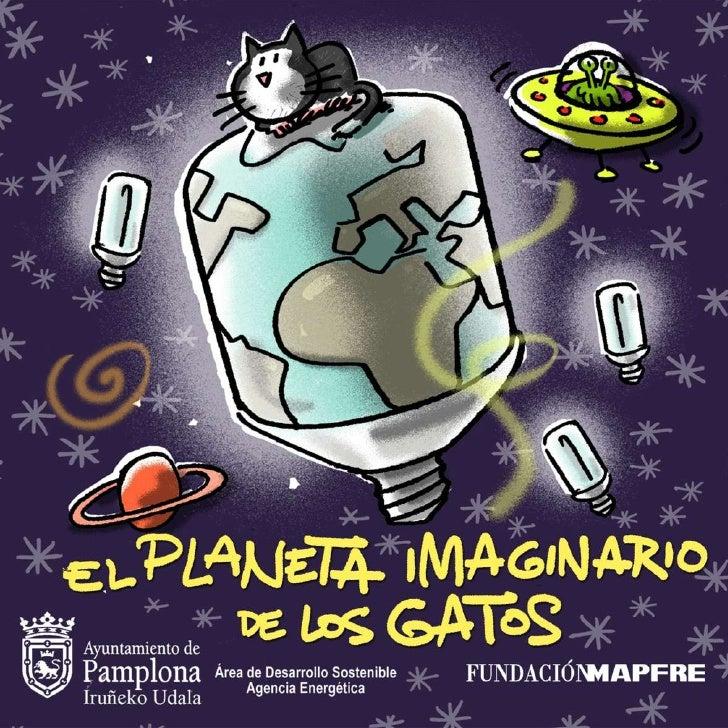 El planeta imaginario de los gatos