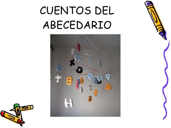 Cuentos del abecedario