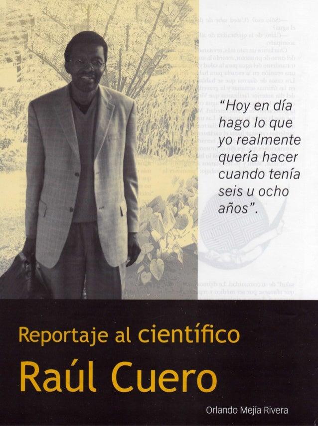 Raúl Cuero