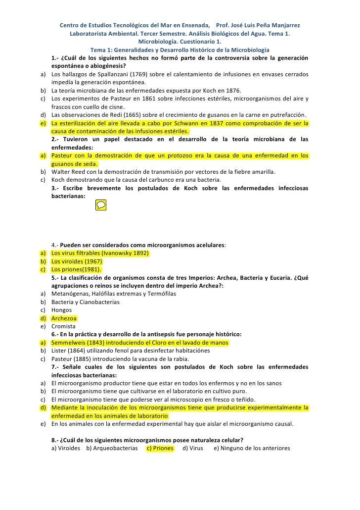 Centro de Estudios Tecnológicos del Mar en Ensenada, Prof. José Luis Peña Manjarrez            Laboratorista Ambiental. Te...