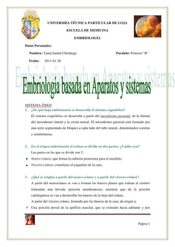 UNIVERSIDA TÉCNICA PARTICULAR DE LOJA                               ESCUELA DE MEDICINA                                   ...