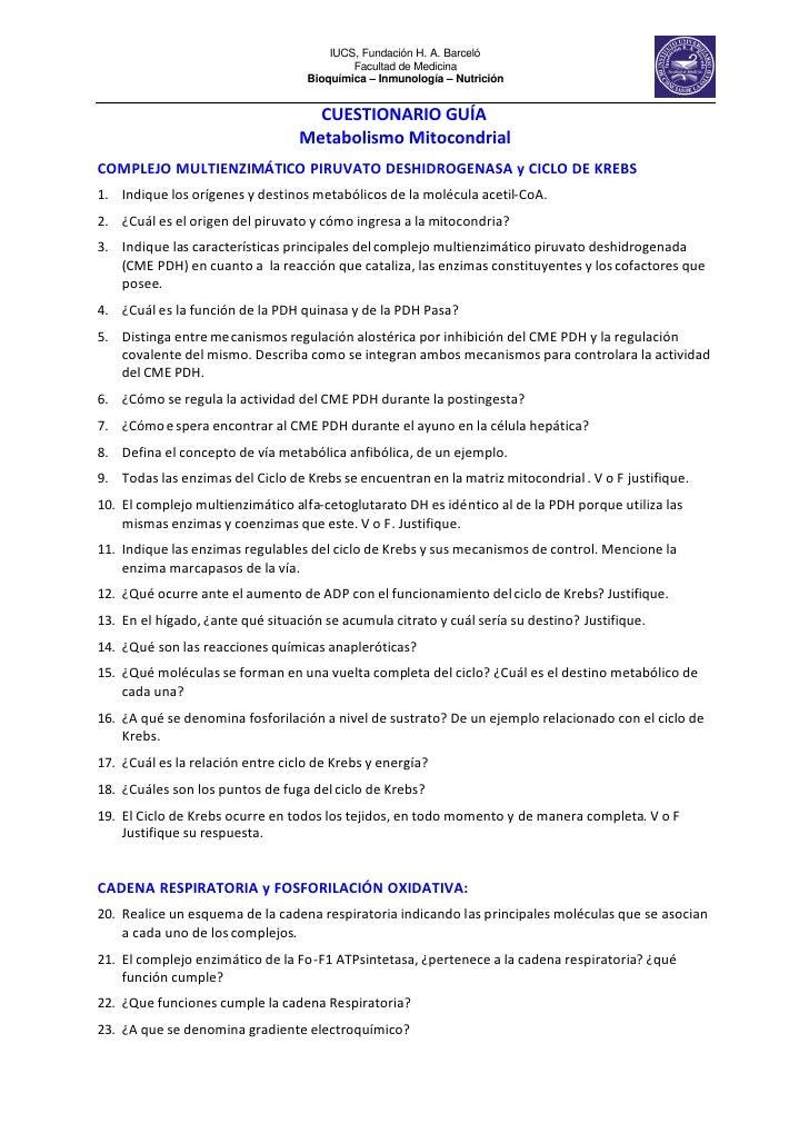 IUCS, Fundación H. A. Barceló                                           Facultad de Medi
