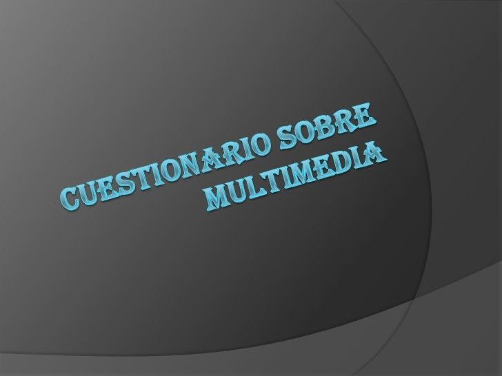 ♠ Que es multimedia:La multimedia consiste en la forma de transmitiruna información en los diferentes medios quepueden ser...