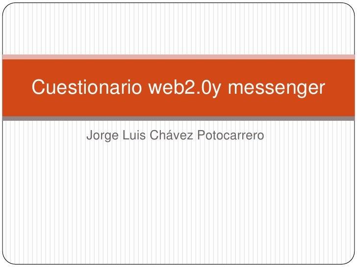 Cuestionario Web2