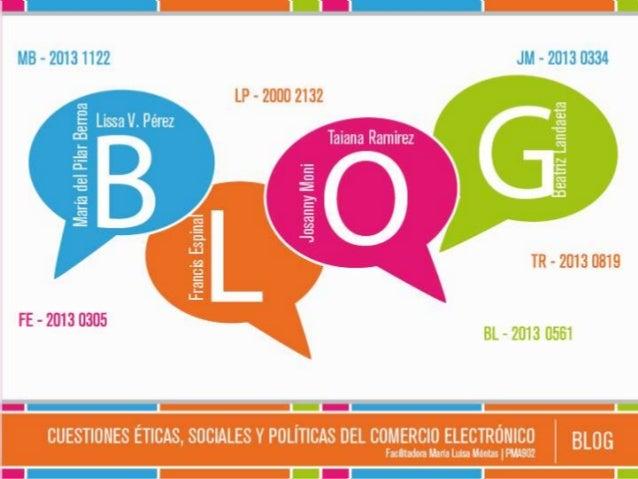 Cuestiones éticas, sociales y políticas del comercio electrónico