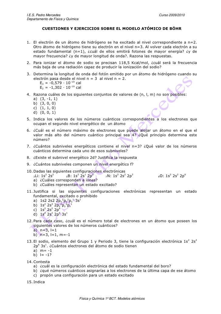 I.E.S. Pedro Mercedes                                                              Curso 2009/2010 Departamento de Física ...