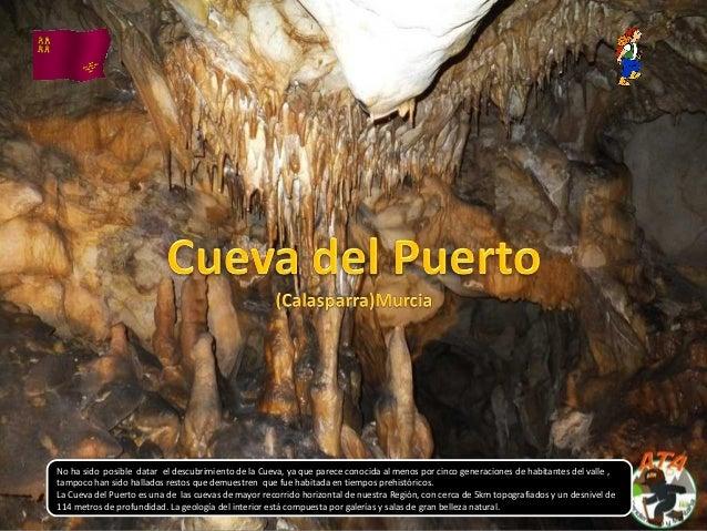 Cueva del Puerto (Calasparra) Murcia