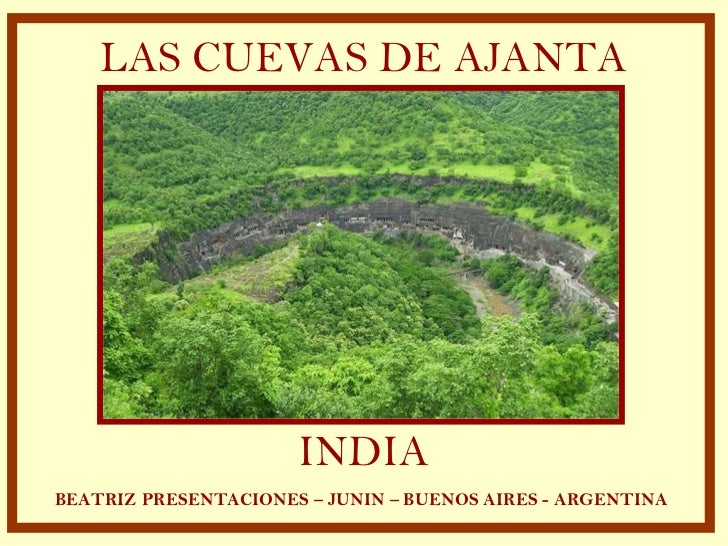 Cuevas de Ajanta (India)