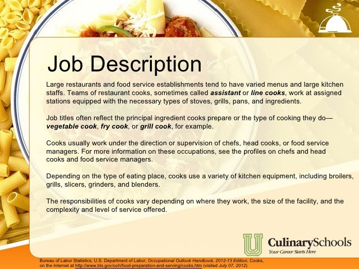 18 Executive Chef Resume 4917093 Prep Cook Job Line Description