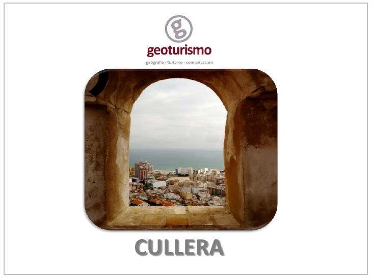 Geoturismo en Cullera