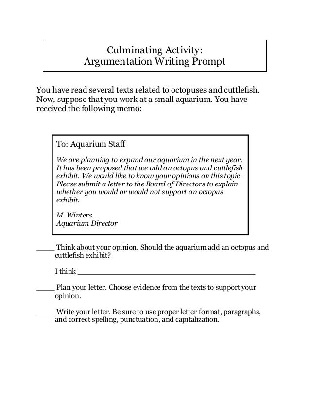 culminating project essay Culminating project - presentation and essay students will complete a culminating visual project to be presented to their classmates.