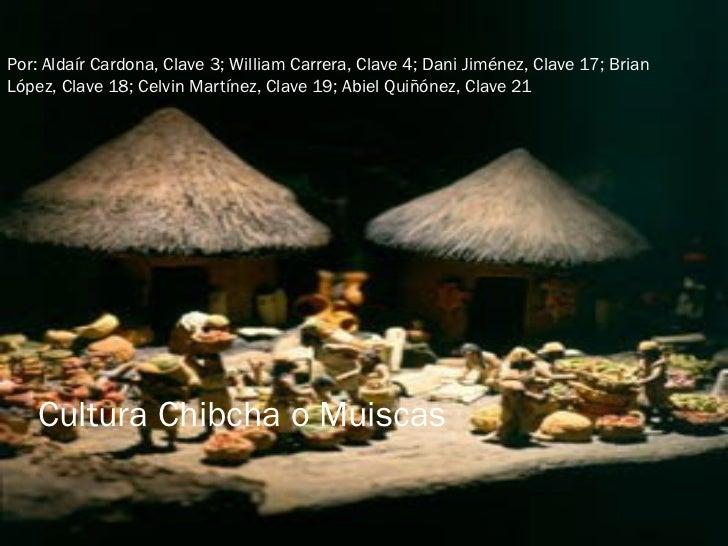 Cultura Los Chibchas Cultura Chibchá Por Aldaír