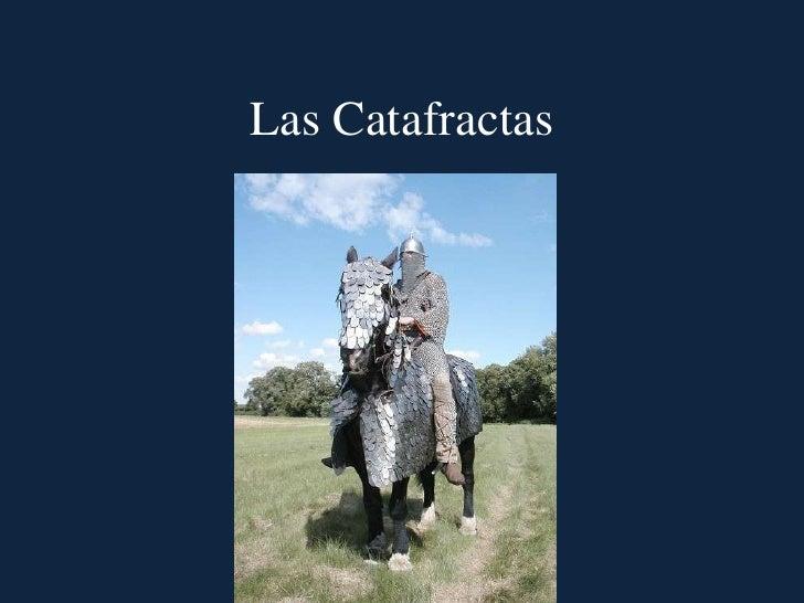 Las Catafractas<br />