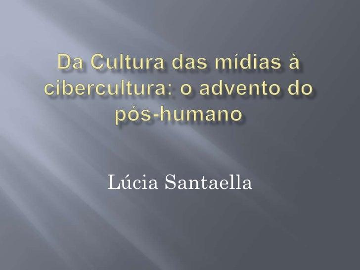 Lúcia Santaella
