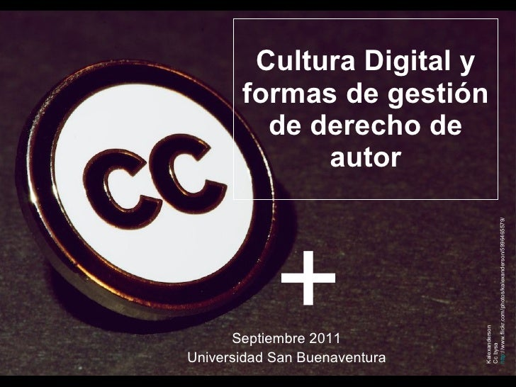 Cultura digital y cc2