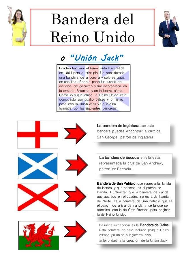 Reino Unido Bandera Actual Bandera Del Reino Unido la