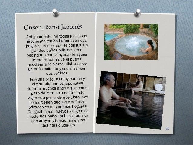 Baños Humanos Japoneses:Cultura japonesa