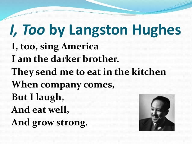 Big meeting by langston hughes