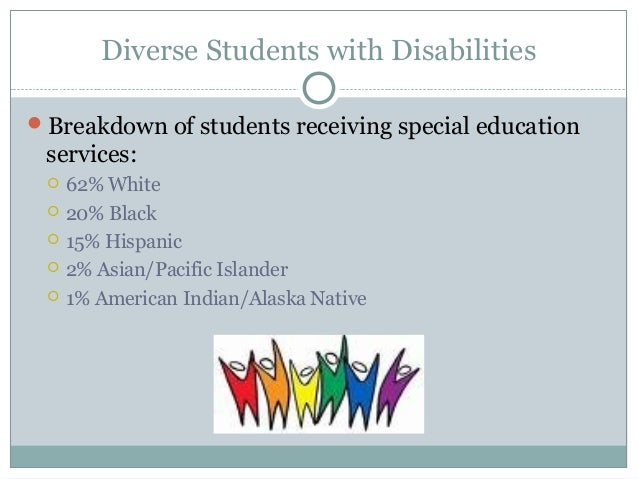 disproportionate representation of african american students in special education essay Special education  race, language and poverty can  the us department of education released four papers data analyzing  african americans mobilize to bring.