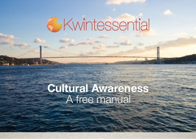 Cultural Awareness: Self-Study Guide to Cross-Cultural Communication