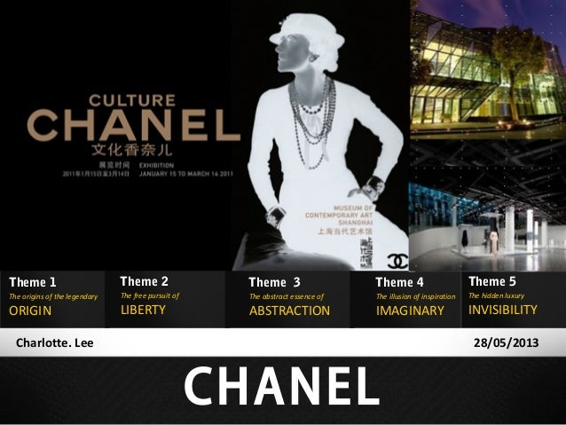 Chanel - Part 2 Exhibition and Experiential Marketing