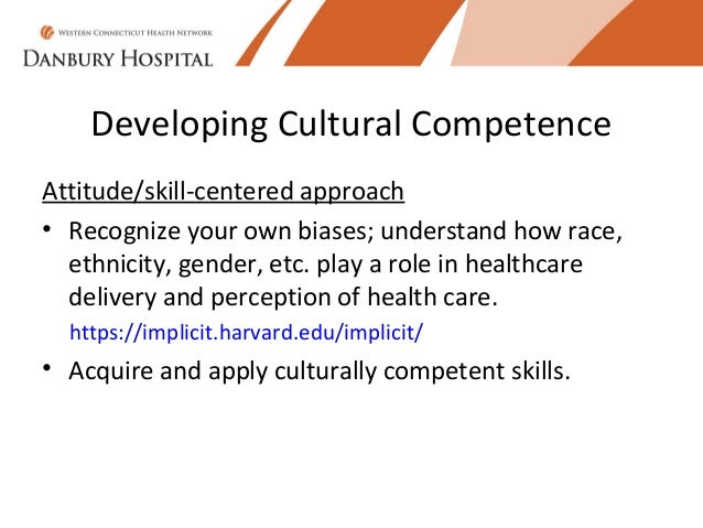 developing cultural competence in nursing The influence of international service learning on the development of cultural competence in undergraduate students tracey.