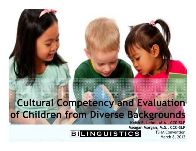 Learner Objectives • Describe formal and informal measures for testing culturally and linguistically diverse children • De...