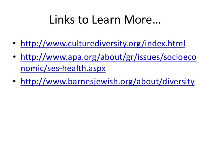 Cultural Case Study SVSU Nursing - YouTube