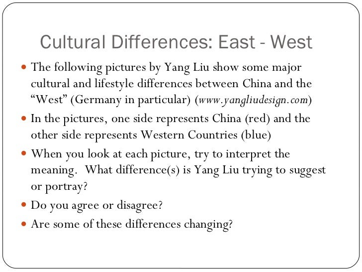the cultural differences between france and china essay Sociology term papers (paper 15920) on the differences in culture: a comparison of the united states and china : the differences in culture: a comparison of the united states and china the differences in culture: a comparison of the united states and ch term paper 15920.