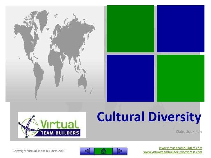 Cultural Diveristy-Australia