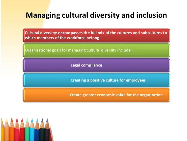 managing labor cultural diversity in Managing labor & cultural diversity in today's global economy topics: culture, globalization, management pages: 9 (3150 words) published: july 25, 2007 managing labor & cultural diversity in today's global economy.