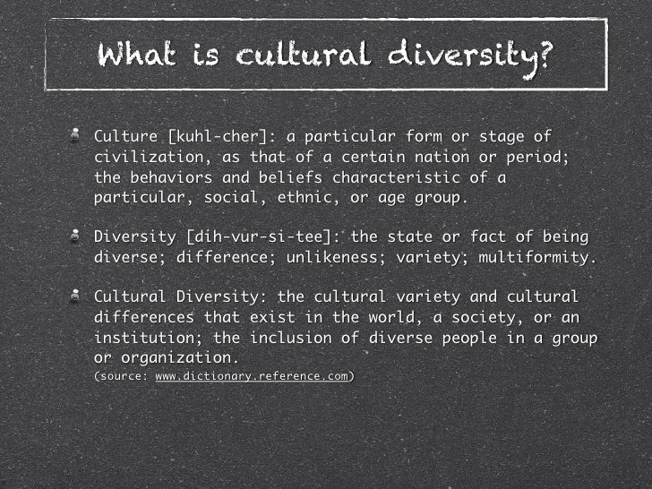 understanding importance of cultural differences in Considering the impact and importance of  why is culture important in understanding strategic management  how can cultural differences.