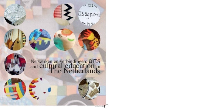 Cultural education in the Netherlands