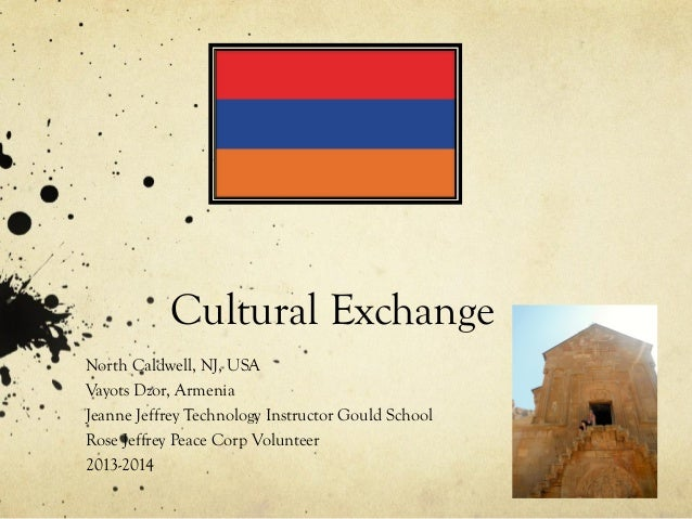 Cultural Exchange Armenia