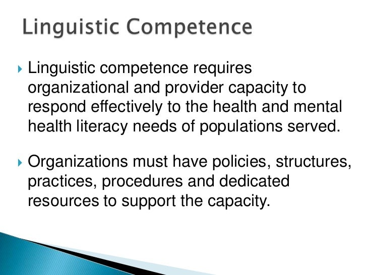 the importance of being cultural competent in the medical field A canadian paediatric society guide for health professionals working with the importance of cultural competence is for culturally competent.