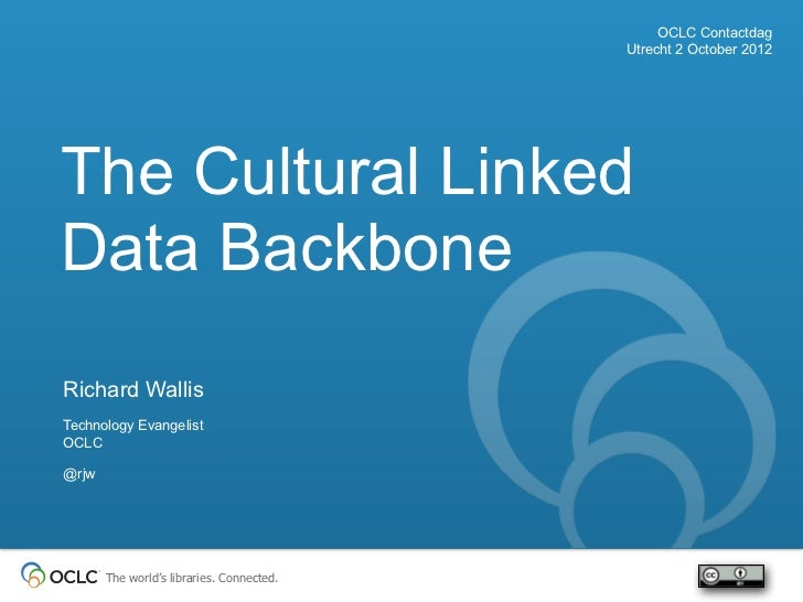 The Cultural Linked Data Backbone