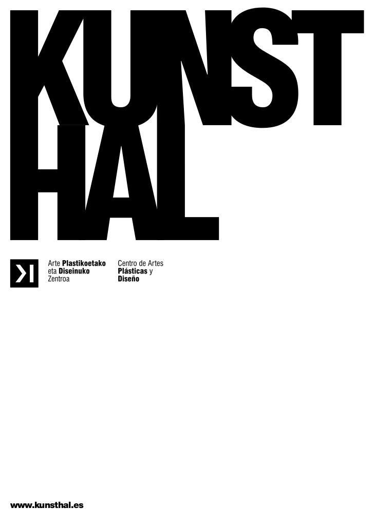 www.kunsthal.es