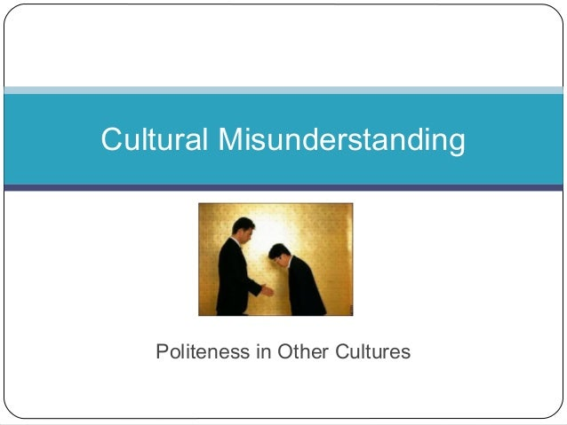 avoiding cross cultural miscommunication Fears usually include being judged, miscommunication,  because it's in the doing that we actually get better at cross-cultural communication.