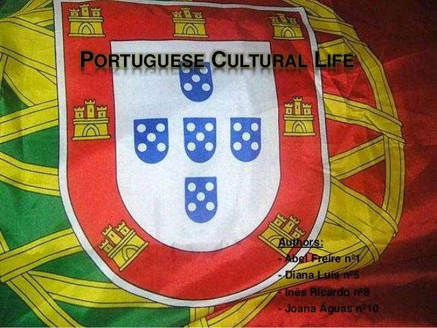 Cultural portuguese life