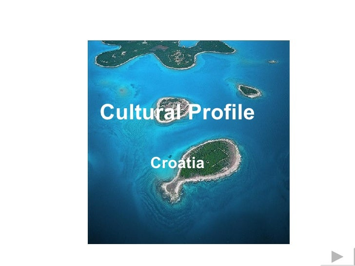 Cultural profiles