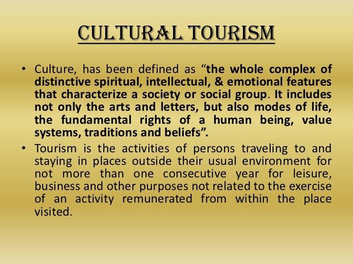 Essay On Tourism
