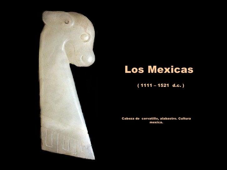 Cultura mexica o_azteca