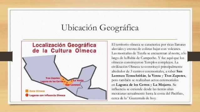 Cultura olmeca for Ubicacion de la cocina