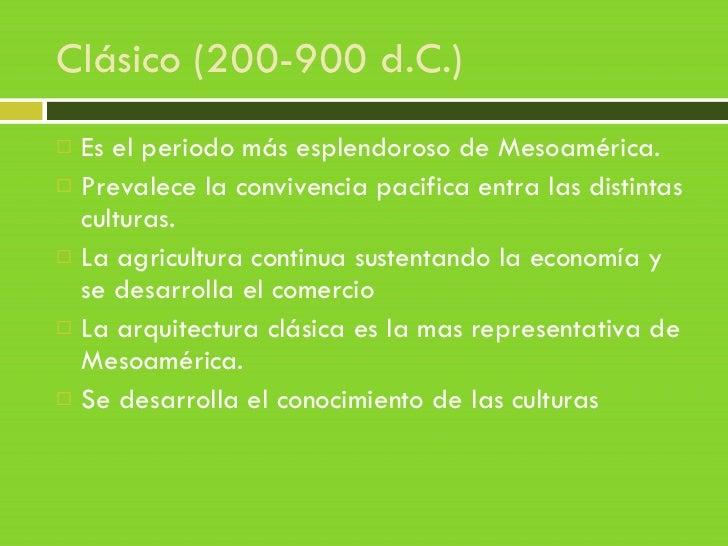 Nombres y caractersticas de las culturas mesoamericanas?